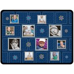 Pretty Blue XL Fleece Blanket - Fleece Blanket (Large)