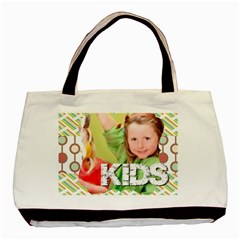Christmas By Mac Book   Basic Tote Bag (two Sides)   R47rd8q8hr6j   Www Artscow Com Front