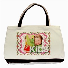 Christmas By Mac Book   Basic Tote Bag (two Sides)   Z21w0h8ti7h7   Www Artscow Com Front