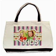 Christmas By Mac Book   Basic Tote Bag (two Sides)   Z21w0h8ti7h7   Www Artscow Com Back
