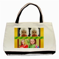 Christmas By Mac Book   Basic Tote Bag (two Sides)   Ippwyv27ho3j   Www Artscow Com Back