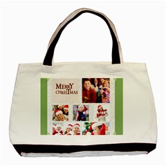 Christmas By Mac Book   Basic Tote Bag (two Sides)   Mz8tafktgs32   Www Artscow Com Front