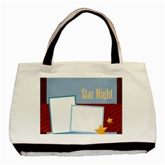 Christmas By Mac Book   Basic Tote Bag (two Sides)   M6mot6y6q9c2   Www Artscow Com Back