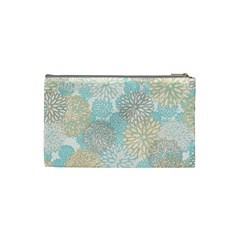 99 9 By Fish Yu   Cosmetic Bag (small)   6muvgkxp758d   Www Artscow Com Back