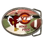 Belt Buckle_Virginia Tech