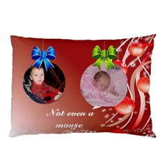Christmas Eve Pillow Case By Kim Blair   Pillow Case (two Sides)   Inxcmoneg69t   Www Artscow Com Back