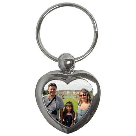 Love5 By Georgi Georgiev   Key Chain (heart)   5ij5q9x2p93u   Www Artscow Com Front