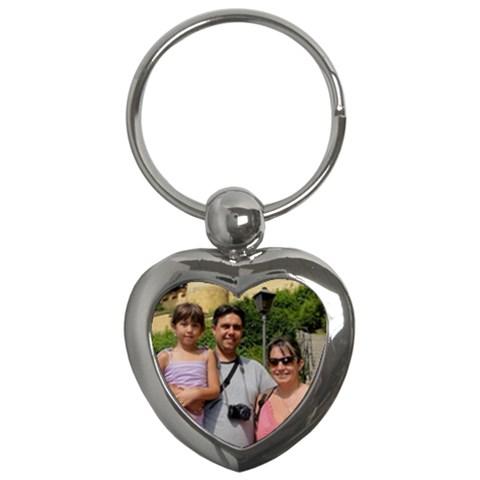 Love9 By Georgi Georgiev   Key Chain (heart)   9rtbdrvwom1o   Www Artscow Com Front