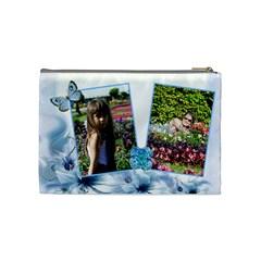 Sredna Chanta 2 By Georgi Georgiev   Cosmetic Bag (medium)   Spipdk39puh1   Www Artscow Com Back