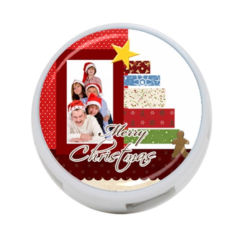 Merry Christmas By Betty   4 Port Usb Hub (one Side)   N46wq7721lrc   Www Artscow Com Front
