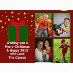 xmas card - 5  x 7  Photo Cards