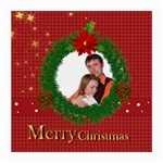 merry christmas, xmas, happy new year  - Glasses Cloth (Medium, Two Sides)