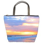 Carolina Blue Sunset - Bucket Bag