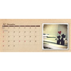 G88 Cal By Kitty   Desktop Calendar 11  X 5    Fp7iehei0nq7   Www Artscow Com Dec 2013