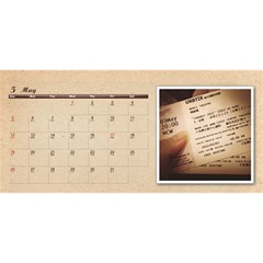 G88 Cal By Kitty   Desktop Calendar 11  X 5    Fp7iehei0nq7   Www Artscow Com May 2013