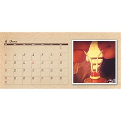 G88 Cal By Kitty   Desktop Calendar 11  X 5    Fp7iehei0nq7   Www Artscow Com Jun 2013