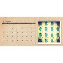 G88 Cal By Kitty   Desktop Calendar 11  X 5    Fp7iehei0nq7   Www Artscow Com Aug 2013
