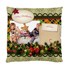 Merry Christmas By Betty   Standard Cushion Case (two Sides)   F4tmx3aa0tkv   Www Artscow Com Back