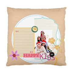Happy Kids By Betty   Standard Cushion Case (two Sides)   Xx3qpksmriqm   Www Artscow Com Front