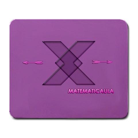 Mousepad Large   Cruz By Matematicaula   Large Mousepad   6k6r79e83qt8   Www Artscow Com Front