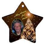 heaven star moma  - Star Ornament (Two Sides)