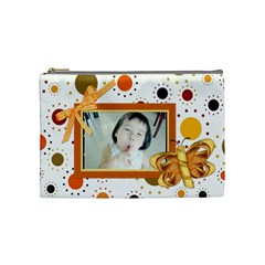 Oh By Karenchiu   Cosmetic Bag (medium)   M216t4lijuw2   Www Artscow Com Front