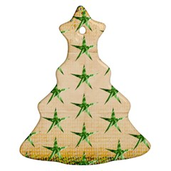 Christmas Tree Ornament 01 By Deca   Christmas Tree Ornament (two Sides)   Hoh51rkkj7is   Www Artscow Com Back