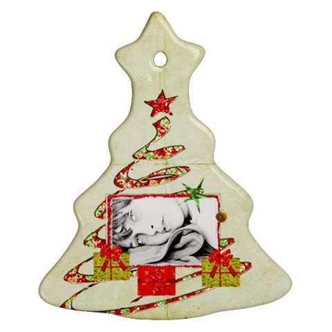 Ornament Christmas Tree By Deca   Ornament (christmas Tree)    Hrw8gwdsv24p   Www Artscow Com Front