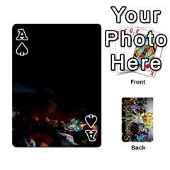 Ace Lol Cards By Dillon   Playing Cards 54 Designs   2kkgwcheyu4n   Www Artscow Com Front - SpadeA