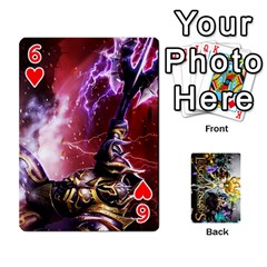 Lol Cards By Dillon   Playing Cards 54 Designs   2kkgwcheyu4n   Www Artscow Com Front - Heart6