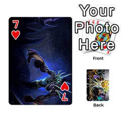 Lol Cards By Dillon   Playing Cards 54 Designs   2kkgwcheyu4n   Www Artscow Com Front - Heart7