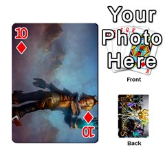 Lol Cards By Dillon   Playing Cards 54 Designs   2kkgwcheyu4n   Www Artscow Com Front - Diamond10