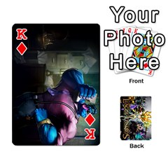 King Lol Cards By Dillon   Playing Cards 54 Designs   2kkgwcheyu4n   Www Artscow Com Front - DiamondK