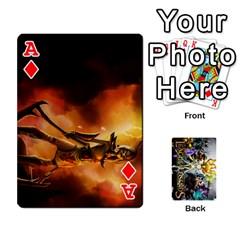 Ace Lol Cards By Dillon   Playing Cards 54 Designs   2kkgwcheyu4n   Www Artscow Com Front - DiamondA