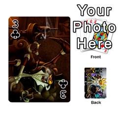 Lol Cards By Dillon   Playing Cards 54 Designs   2kkgwcheyu4n   Www Artscow Com Front - Club3