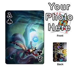 Ace Lol Cards By Dillon   Playing Cards 54 Designs   2kkgwcheyu4n   Www Artscow Com Front - ClubA