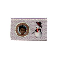 By 劉雅婷   Cosmetic Bag (small)   5qgc7zsklmq5   Www Artscow Com Back