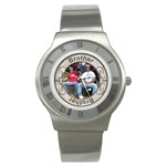Brother Stainless Steel Watch