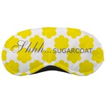 Shhh...sugarcoat; Yellow Flower - Sleeping Mask