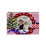 merry christmas - Cosmetic Bag (Medium)