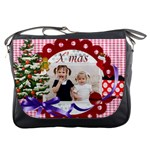 merry christmas - Messenger Bag