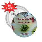 button newcomers - 2.25  Button (10 pack)