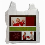 merry christmas - Recycle Bag (One Side)
