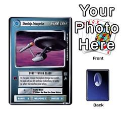 Jack Chain Of Command By Maverick2909   Playing Cards 54 Designs   B5a0jg3u8sfz   Www Artscow Com Front - SpadeJ