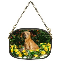 Puppy Chain Purse (two Sides) By Kim Blair   Chain Purse (two Sides)   Z898n51ea7mc   Www Artscow Com Back