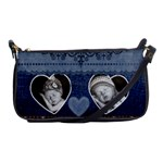 Cute Denim Shoulder Clutch Bag
