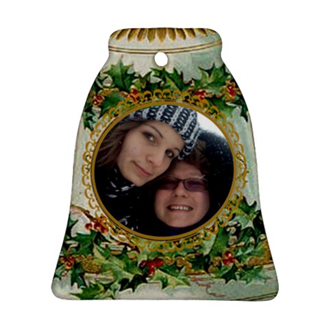 Kambanka2 By Todorka Nedeva   Ornament (bell)   Vgvmj7tl8yb6   Www Artscow Com Front