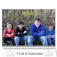2013 Calendar By Bridget   Wall Calendar 11  X 8 5  (12 Months)   329oy29maht0   Www Artscow Com Cover