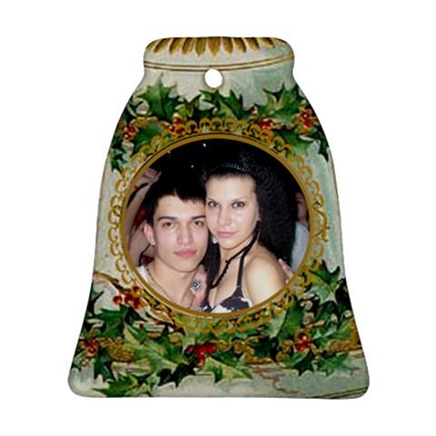 Koleda12 By Greta Velikova   Ornament (bell)   Q7y359d3jowd   Www Artscow Com Front