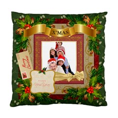 Merry Christmas By Betty   Standard Cushion Case (two Sides)   Cvjkidmfkdcp   Www Artscow Com Back